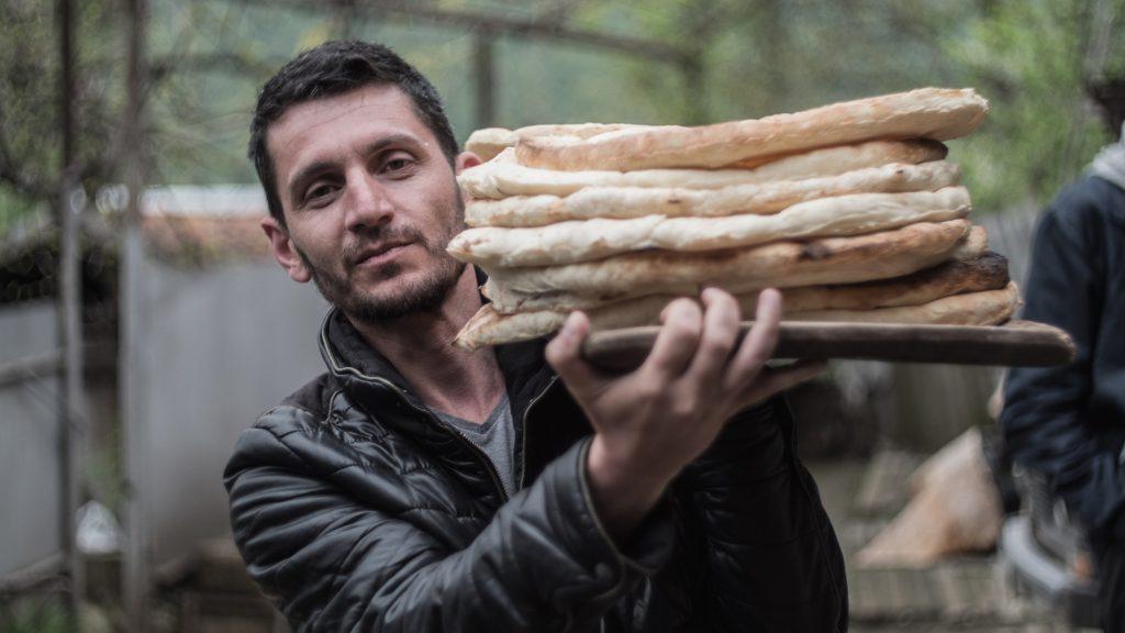 recepten middenoosten brood armenie