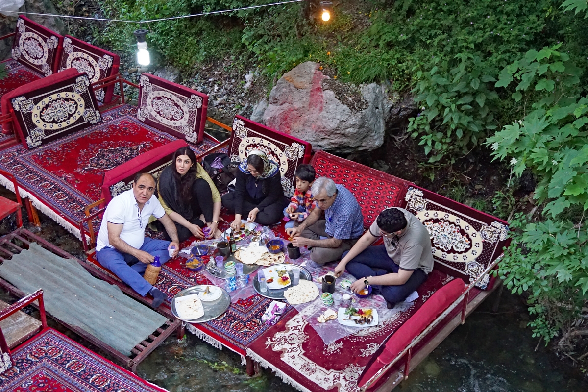Darband Teheran