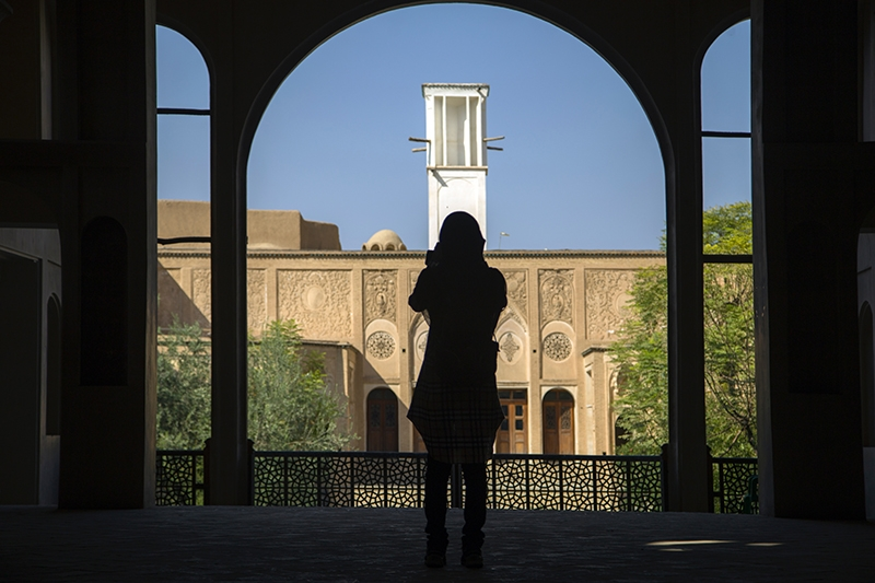 Boetiek hotel Iran