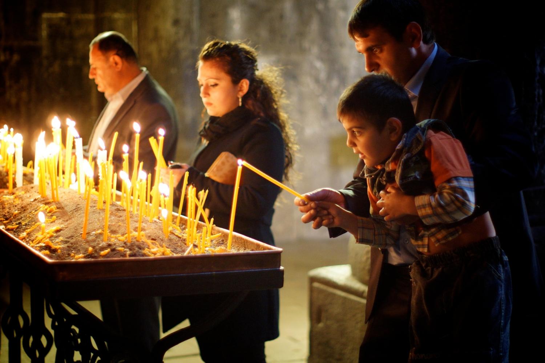 Georgie Armenie reizen
