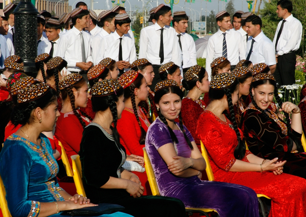 rondreis Turkmenistan Oezbekistan