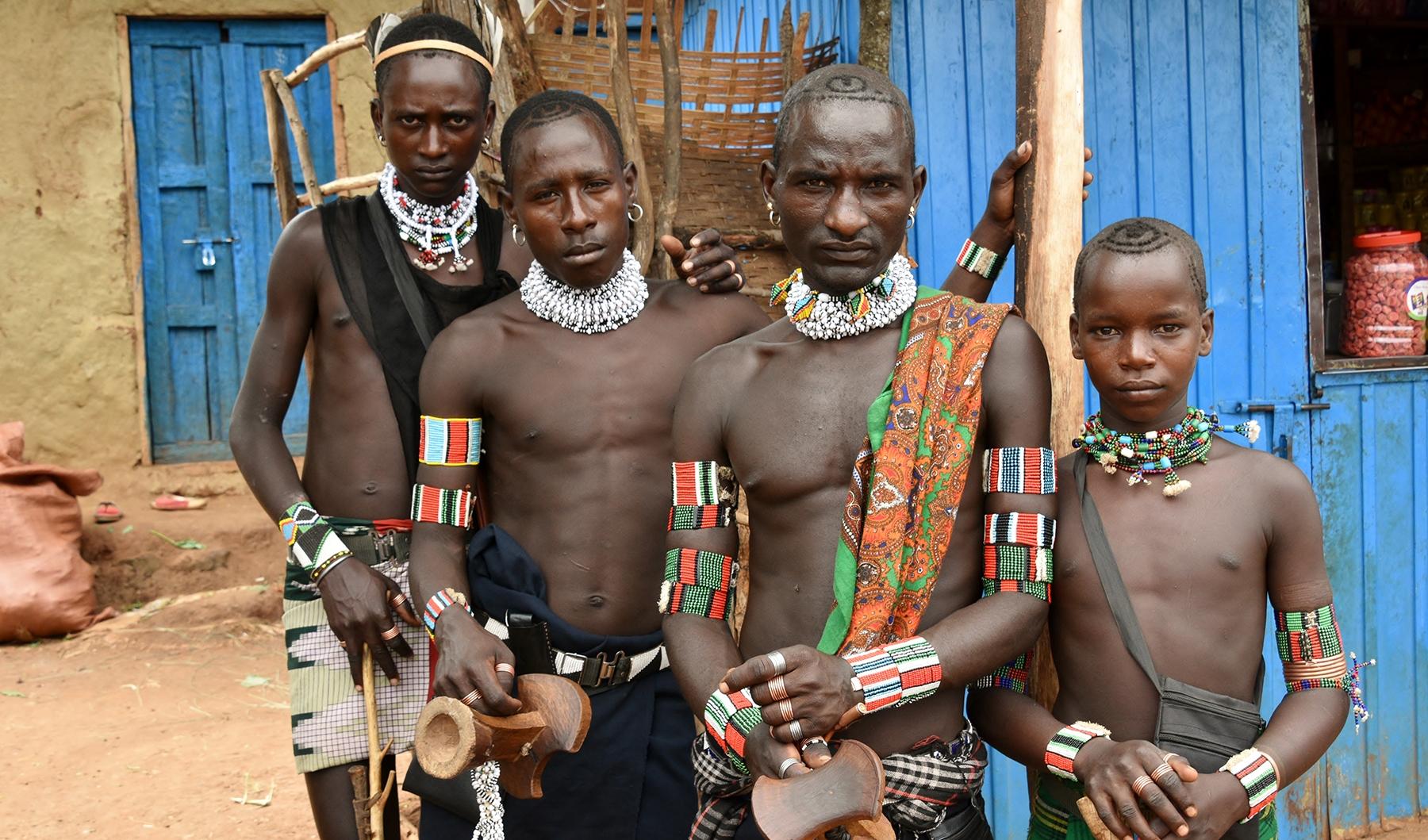 Ethiopië zuid reis