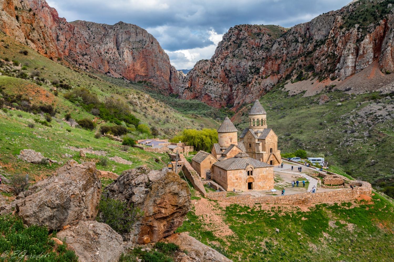 rondreis Armenië noord Iran