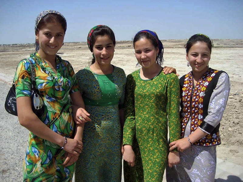 individuele rondreis Turkmenistan