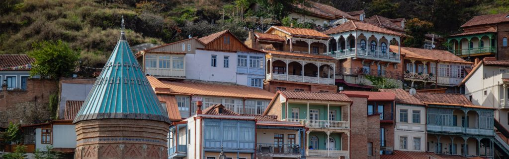 Reizen Georgië Tbilisi bezienswaardigheden