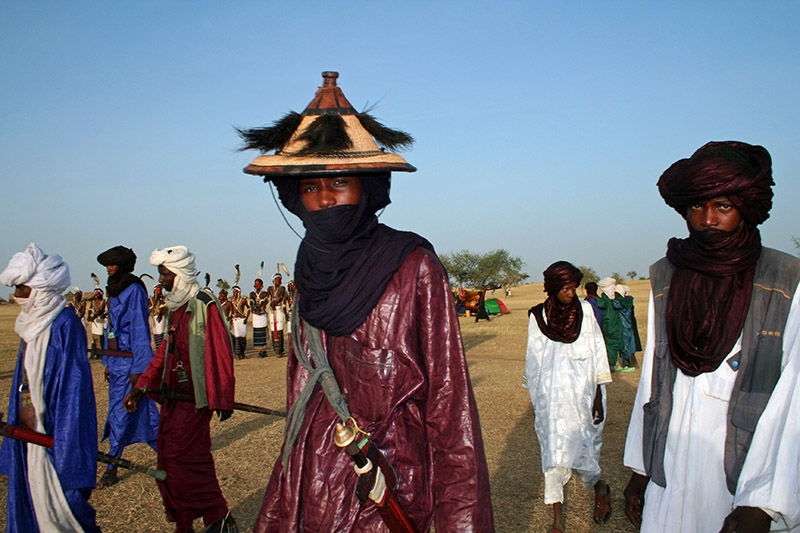 rondreis Niger