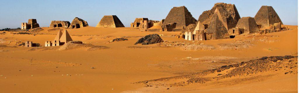 Soedan 13 dagen groepsreis