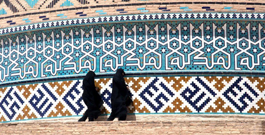 reizen vrouwen blog corona iran