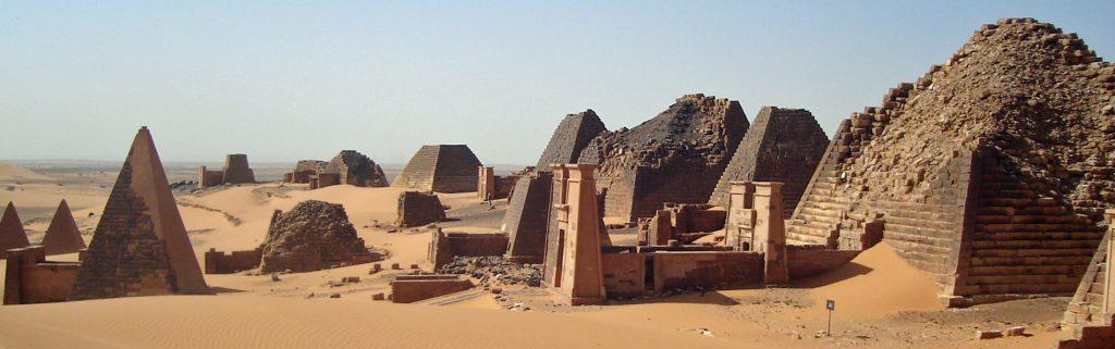 Reizen naar Soedan